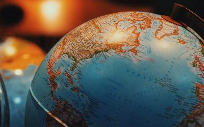 Op deze wereldkaart zijn alle landen te zien waar het coronavirus is vastgesteld