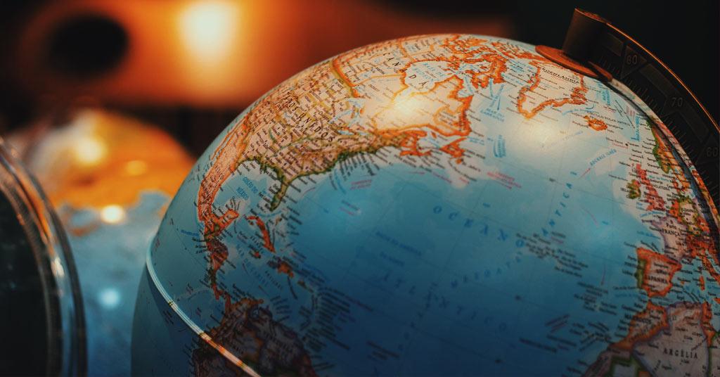 Op deze wereldkaart zijn alle land te zien waar het coronavirus is vastgesteld